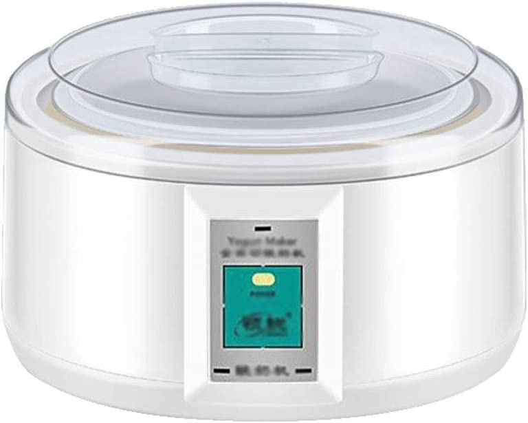 JJZXD Automatic Yogurt Maker Multifunction Tool Regular store Jars with OFFicial shop