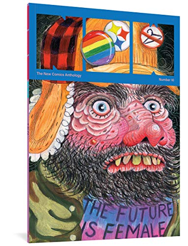 Now #10: The New Comics Anthology