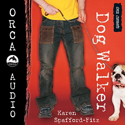 Dog Walker audiobook cover art