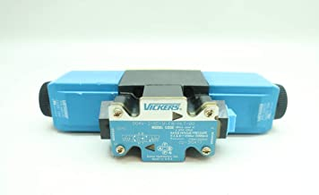 VICKERS DG4V-3-6C-M-FW-HL7-60 Hydraulic Directional Control Valve 5000PSI 24V-DC