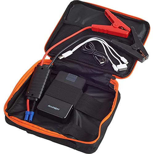 Save %30 Now! Allstart - 540, Micro Boost Portable Jump Starter