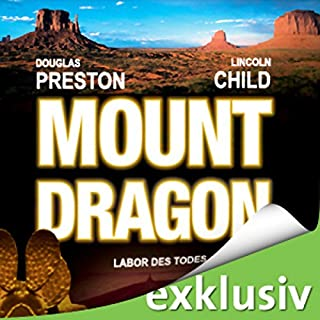 Mount Dragon: Labor des Todes Titelbild