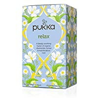 Pukka Organic Teas, Relax, 20 Count by 3M