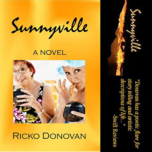 Sunnyville audiobook cover art