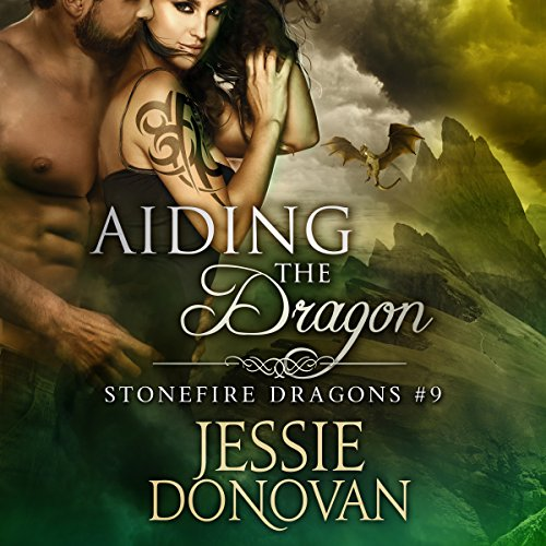 Aiding the Dragon audiobook cover art