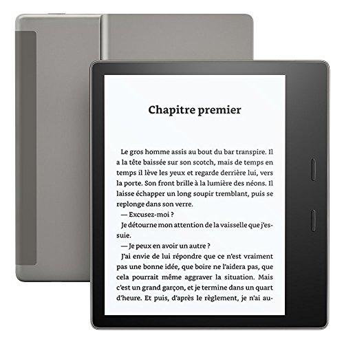 Kindle Oasis, Résistant à...