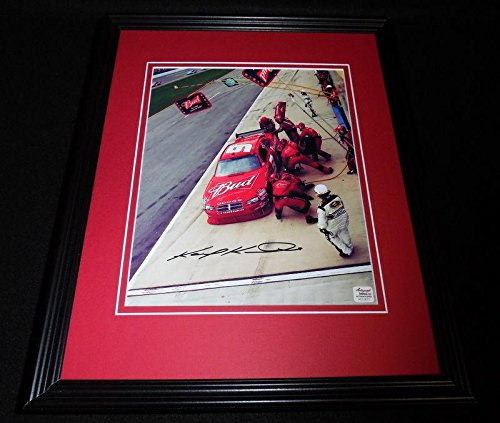 Kasey Kahne NASCAR Auto Racing Framed 8x10 Photograph Collage