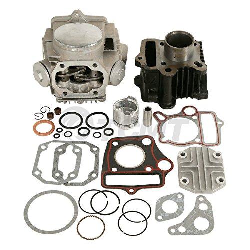 TCMT Cylinder Bore Piston End Engine Rebuild Kit Fits For Honda Z50 Z50R XR50 CRF50 50CC