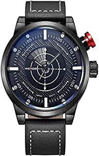 Weide Sport Watch For Men Analog Genuine Leather - WH5201-1C