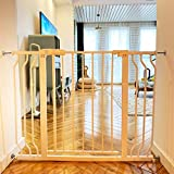 BalanceFrom Easy Walk-ThruSafety Gate for Doorways and Stairways with Auto-Close/Hold-Open Features, Multiple Sizes