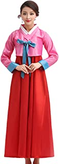 hanbok wedding gown
