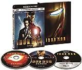 アイアンマン 4K ULTRA HD & ブルーレイセット[UHB-48132][Ultra HD Blu-ray]