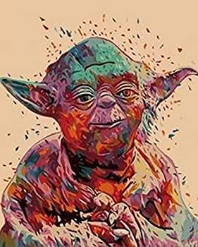 Best star wars acrylic painting Reviews