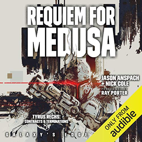 Requiem for Medusa cover art