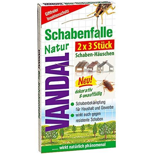 VANDAL Ameisen Natur Schabenfalle 2 x 3 STK.