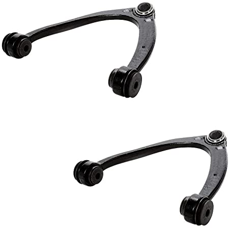 AutoShack CAK462-9175 Pair of 2 Front Driver Side Suspension Control Arm and Ball Joint Assembly with Bushing Replacement for 2007-2016 Chevrolet Silverado GMC Sierra 1500 4.3L 4.8L 5.3L 6.0L 6.2L