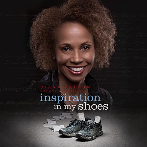 Inspiration in My Shoes audiobook cover art