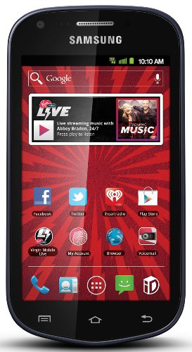 Samsung Galaxy Reverb M950 Android - Virgin Mobile