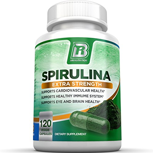 BRI Spirulina 2000mg Maximum Streng…
