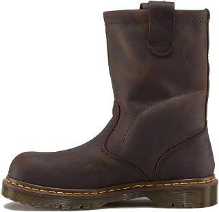 Dr. Martens Men's Icon Industrial Strength Steel Toe Boot