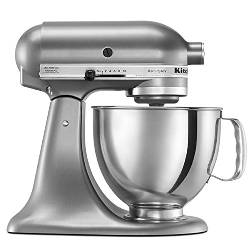 KitchenAid 5 Qt. Artisan Series Stand Mixer Contential Silver