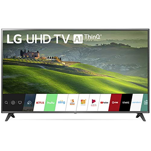 LG 75-inch 4K UHD Smart TV 2019 (UM6970PUB) with $150 gift card