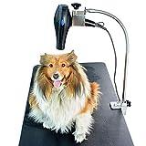 Mascotas Secador de Pelo Pedestal, una Mesa Plegable Girator