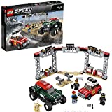 LEGO Speed Champions Mini Cooper Rally 1967 et Mini John Cooper Works Buggy 2018 8 Ans et Plus, 481 Pices 75894