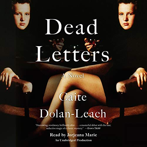 Dead Letters audiobook cover art