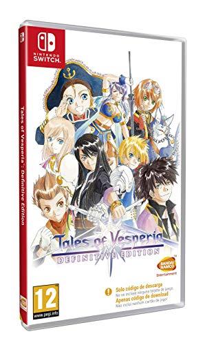 Tales Of Vesperia - Definitive Edition (Code In The Box)