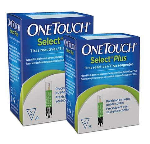 tiras reactivas glucometro fabricante ONE TOUCH