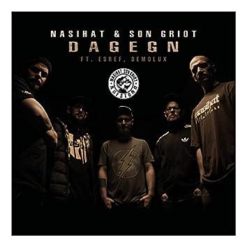Dagegn (feat. Esref, Knk & DemoLux)