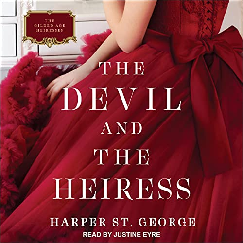 The Devil and the Heiress Audiobook By Harper St. George cover art