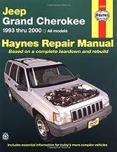 Jeep Grand Cherokee Automotive Repair Manual: 1993 to 2000 (Haynes Automotive Repair Manuals)