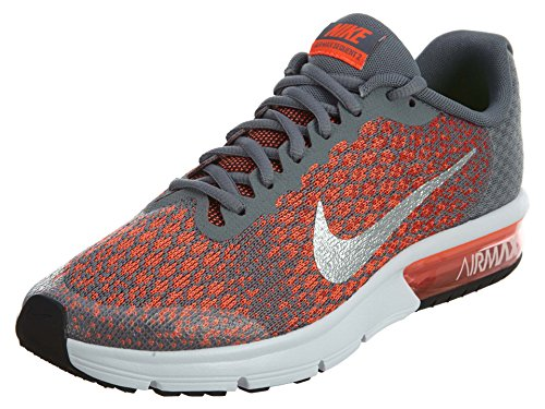 Nike Air Max Sequent 2(GS) Training Boy's Shoes Size 6