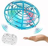 YGZN Mini UFO Drone,Giocattoli per con Luce per Adulti e Bambini 3 4 5 6 7 8 Anni Elicottero...