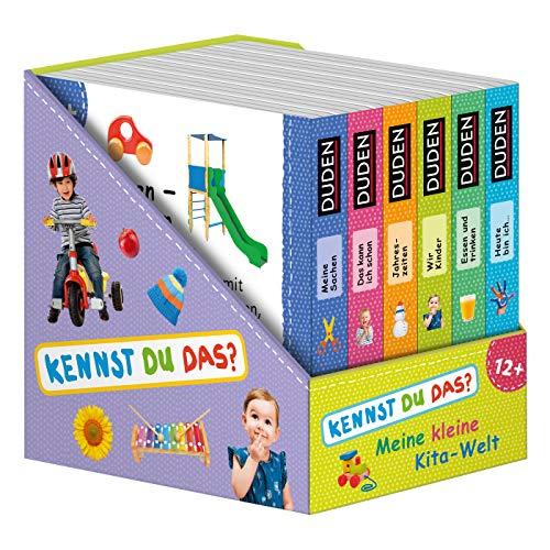 Duden 12+: Meine kleine Kita-Welt (DUDEN Pappbilderbücher Kennst Du das?)