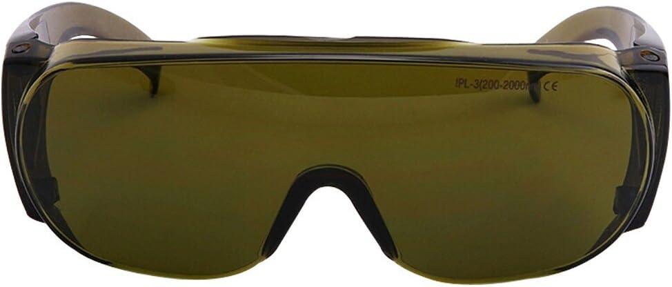 BIPEE IPL-3 Laser Safety Goggles Wavelength 完売 保証 Prot Eye 200~2000nm