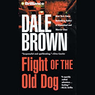 Flight of the Old Dog audiobook cover art