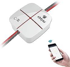 eMylo Smart Wifi Switches Interruptor de luz com controle remoto sem fio para módulo de relé de automação residencial AC 9...