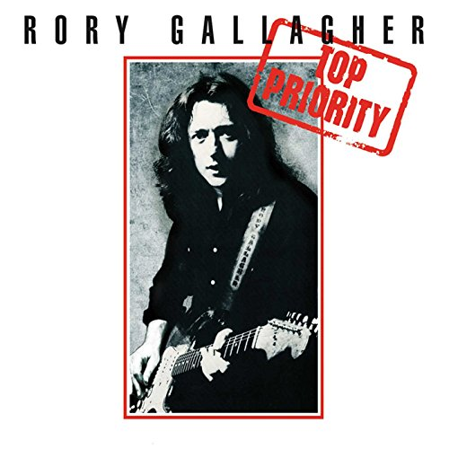 TOP PRIORITY - GALLAGHER, RORY