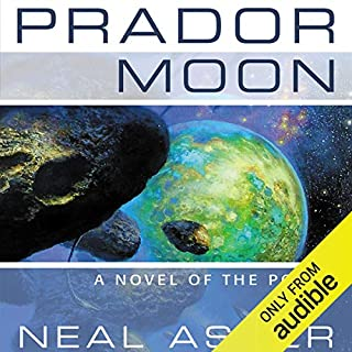 Prador Moon audiobook cover art