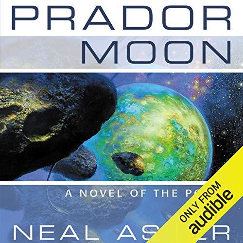 Prador Moon audiobook cover art