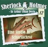 Sherlock Holmes – Fall 12 – Eine Studie in Scharlachrot