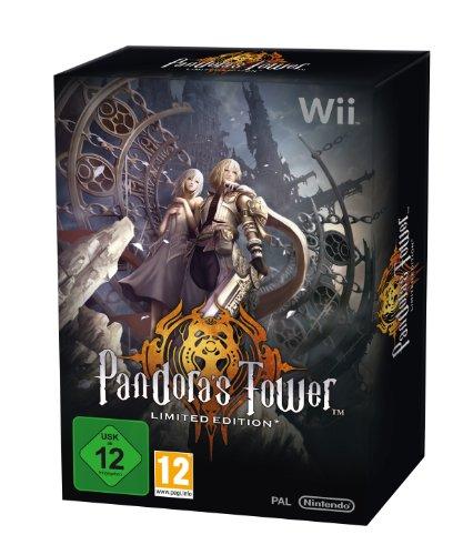 Nintendo Pandora's Tower: Limited Edition, Wii