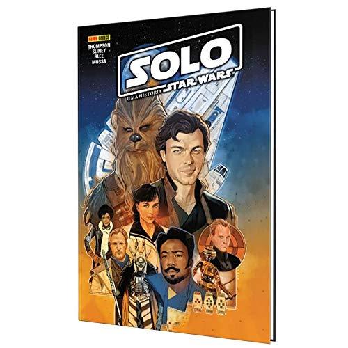 Solo. Uma História Star Wars: Capa Dura