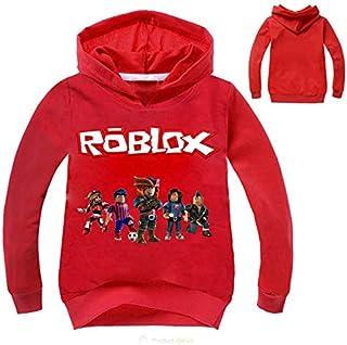 Children Roblox Boy Sweatshirts Hoodie Boys Autumn Clothes Long Sleeve Kids Sweatshirt Tops Fashion Cartoon Children Clothing