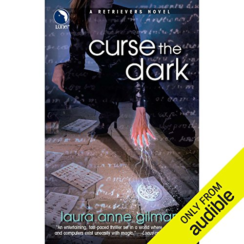 Curse the Dark     A Retrievers Novel              By:                                                                                                                                 Laura Anne Gilman                               Narrated by:                                                                                                                                 Emma Woodbine                      Length: 11 hrs and 18 mins     71 ratings     Overall 4.1