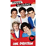 One Direction Poster, faltbar
