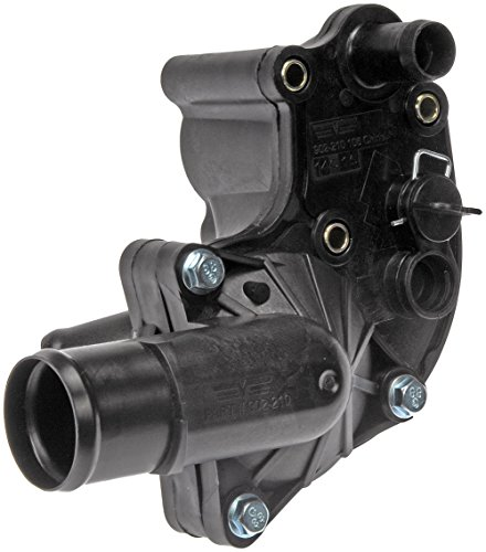 Dorman 902-210 Engine Coolant Thermostat Housing Assembly for Select Ford Models